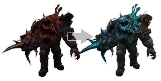 The giant zombies png. Image ftitan zg evolving