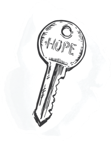 The giving keys png. New hope project