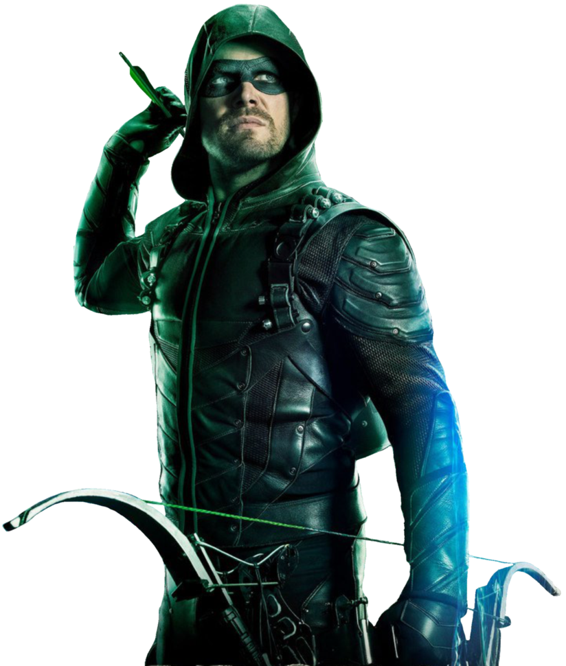 The green arrow png. Image by stark daswq