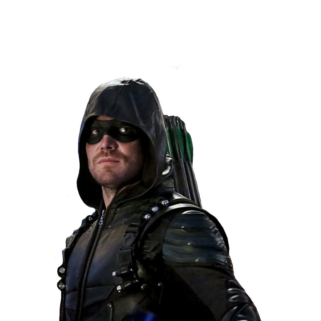 The green arrow png. By showtimeeditz on deviantart
