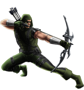 The green arrow png. Image oliver queen marvel