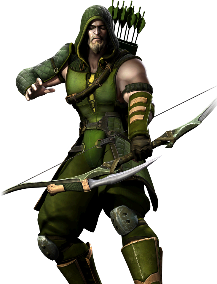 Red arrow dc png. Image green injustice gods