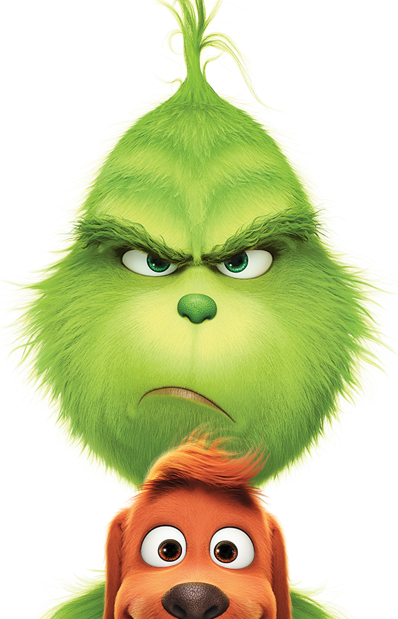 Grinch png. The official movie site