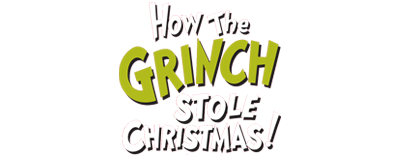 The grinch logo png. How stole christmas movie