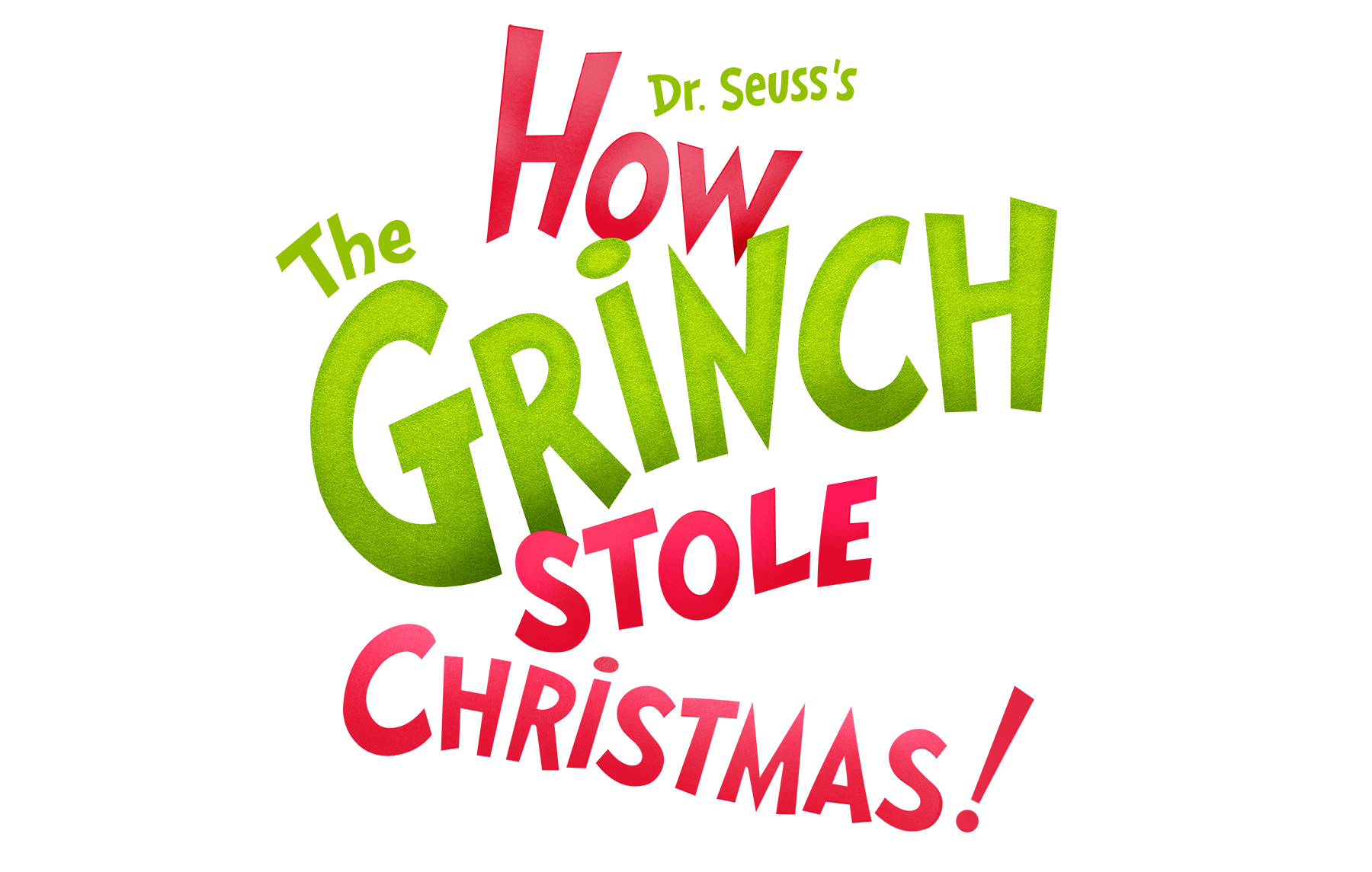 The grinch logo png. Dr seuss s how
