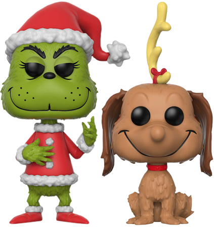 The grinch png. How pop stole christmas