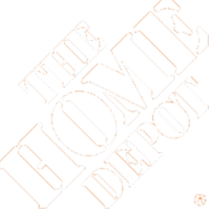 The home depot logo png. Roblox