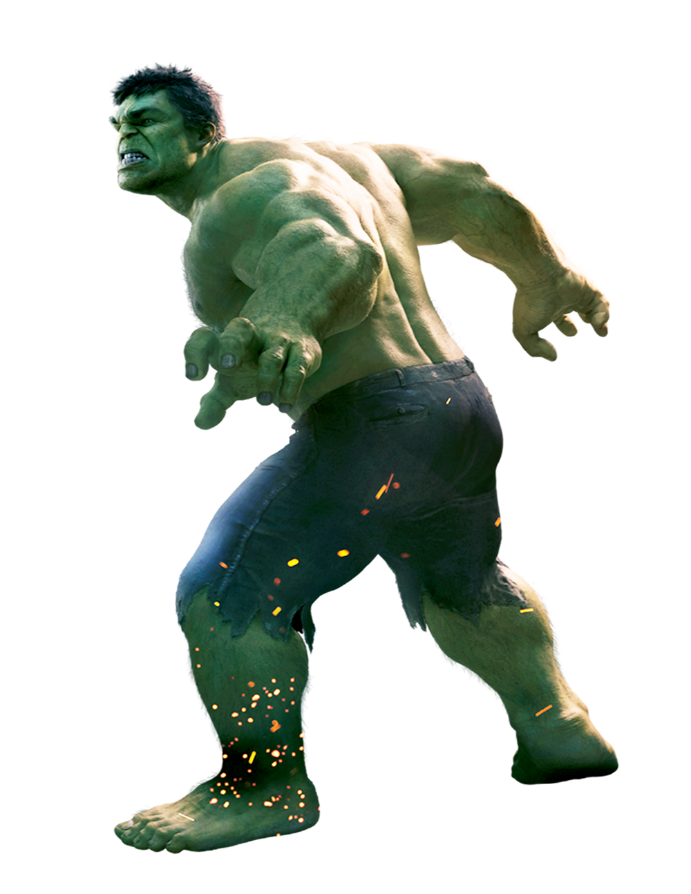 The hulk png. Hd mart