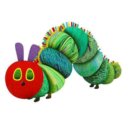 The hungry caterpillar png. Play school by storytoys