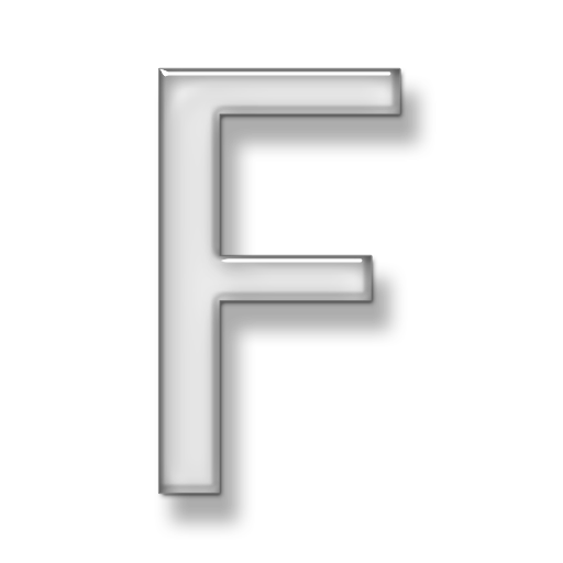 Letter logo png free. Transparent f clipart library library