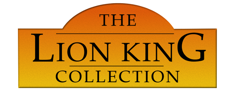 The lion king logo png. Collection movie fanart tv