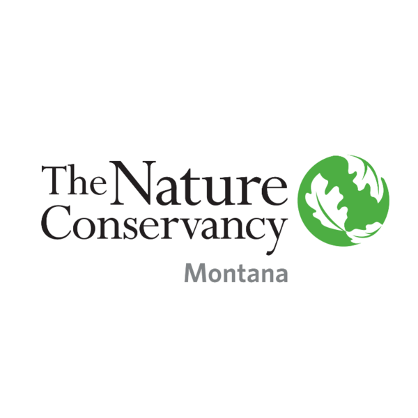 The nature conservancy logo png. Give to in montana