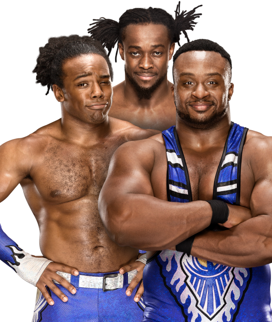 Wwe new day png. Superstars superstar the
