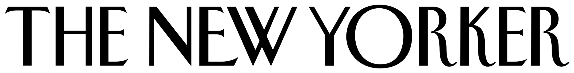 The new yorker logo png