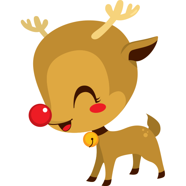 The nosed clipart baby. Rudolph at getdrawings com