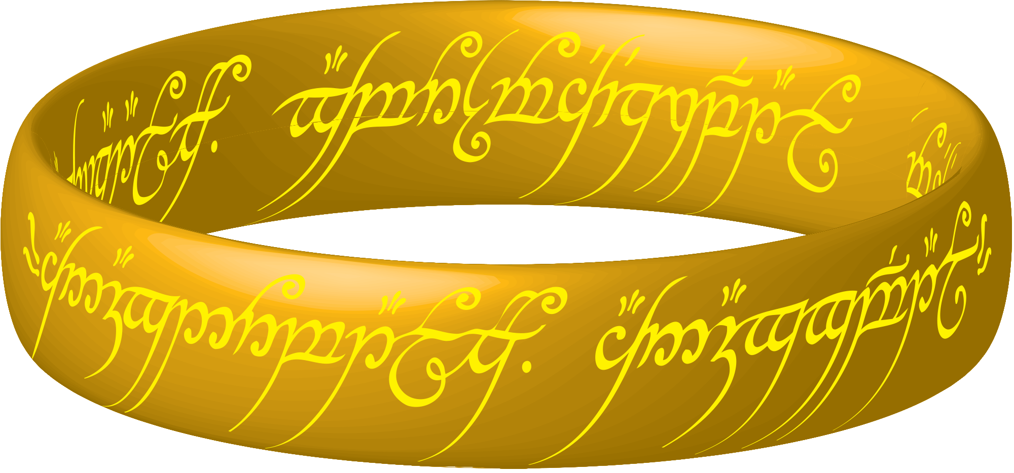 The one ring png. File by yukatan svg