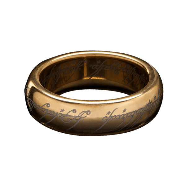 The one ring png. Lord of rings size