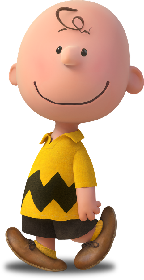 the peanuts movie png