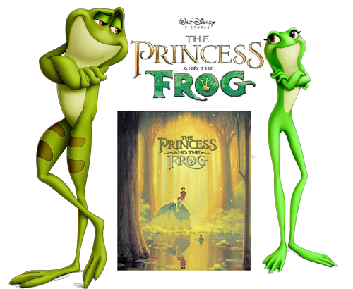 The princess and the frog png. Juniortoons com gifts products