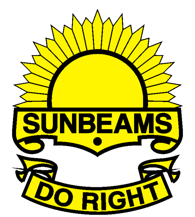 Sunbeams central youth network. The salvation army png jpg black and white download