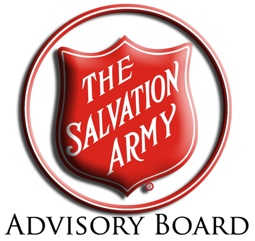 The salvation army png. Advisory board members fort