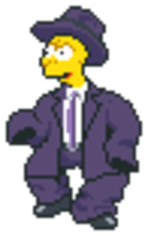 The simpsons arcade png. Imgur