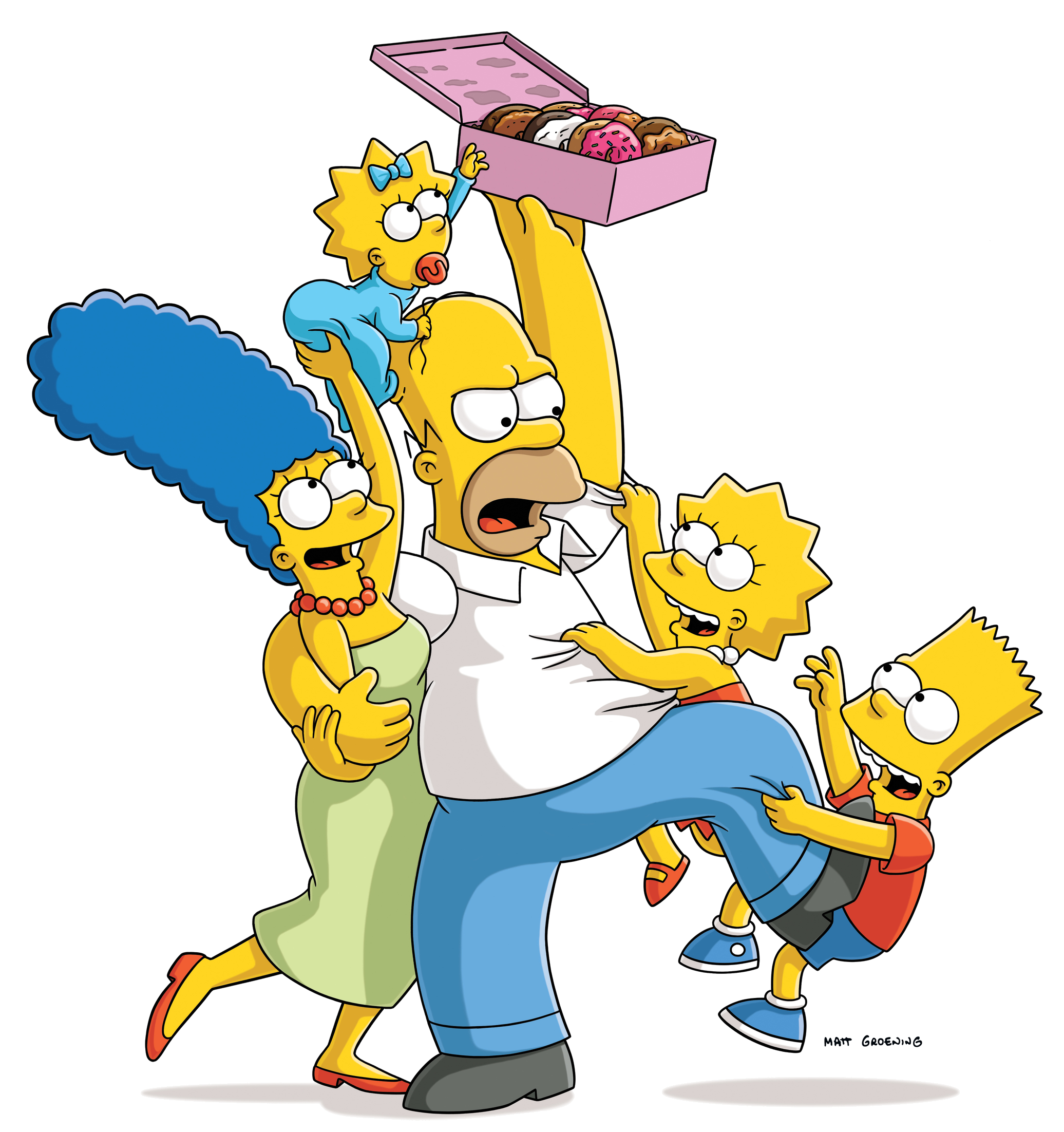 simpsons png transparent