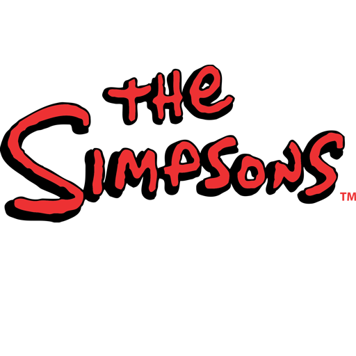 The simpsons logo png. Icon s download free