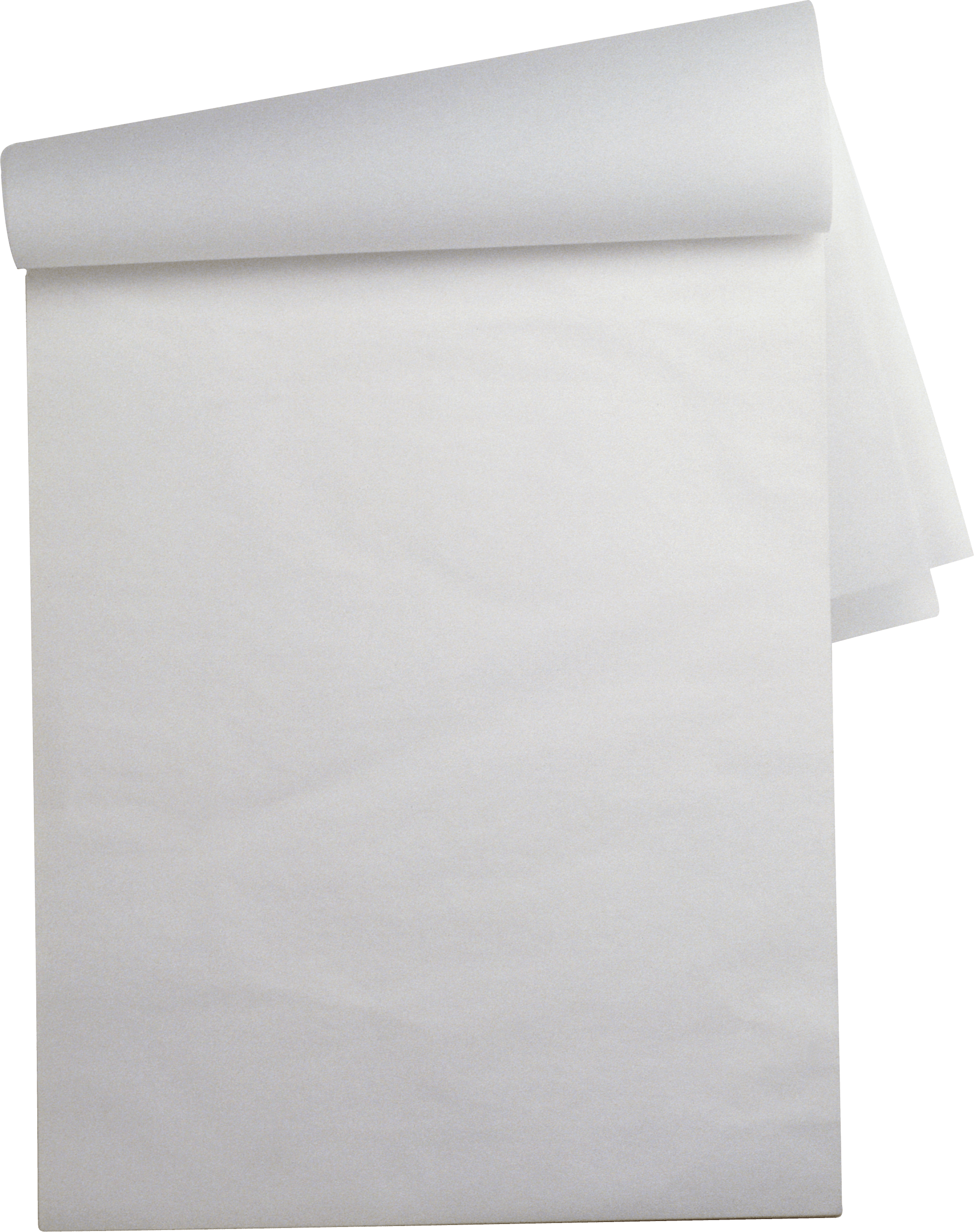 The transparent paper. Sheet of png anta