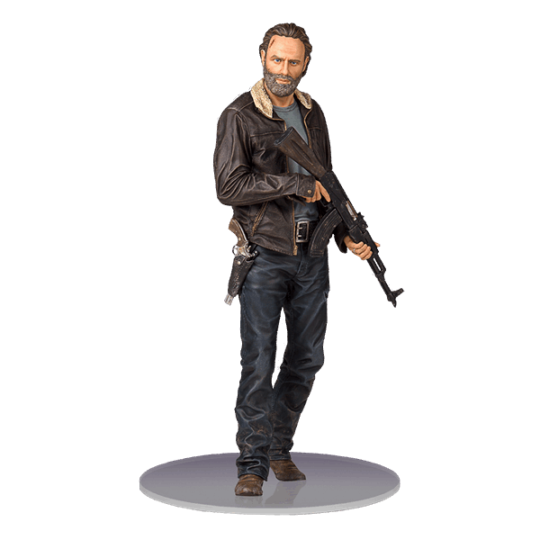 The walking dad png. Dead rick grimes scale