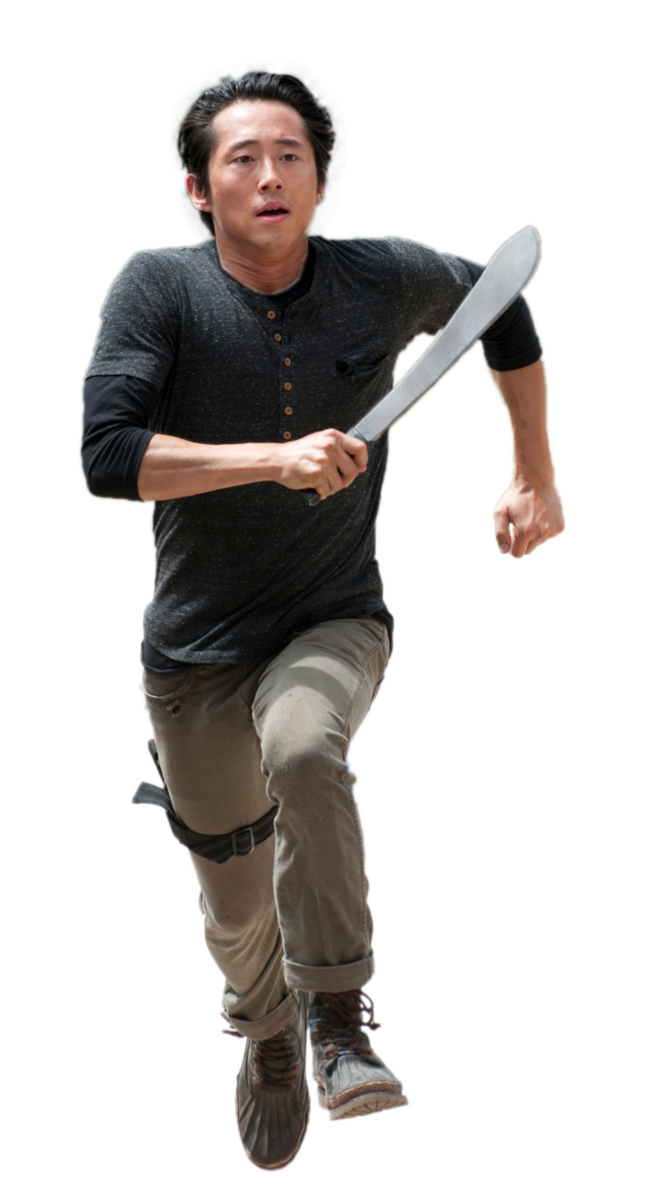the walking dead abraham png