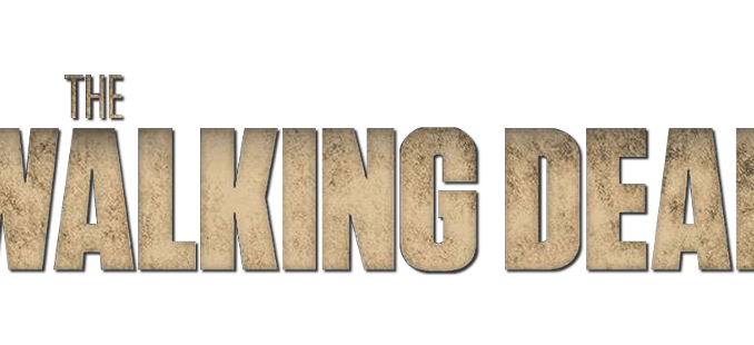 The walking dead logo png. Next on episode thank