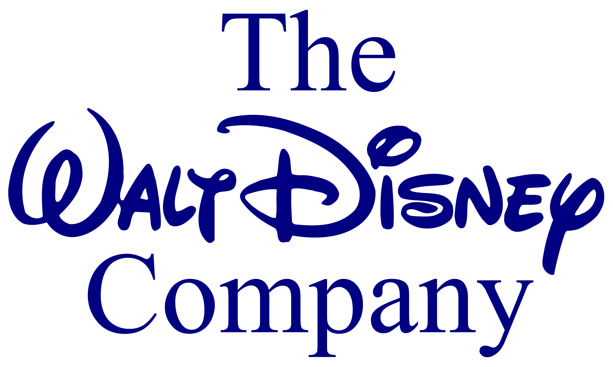 Walt disney png. File the waltdisney company
