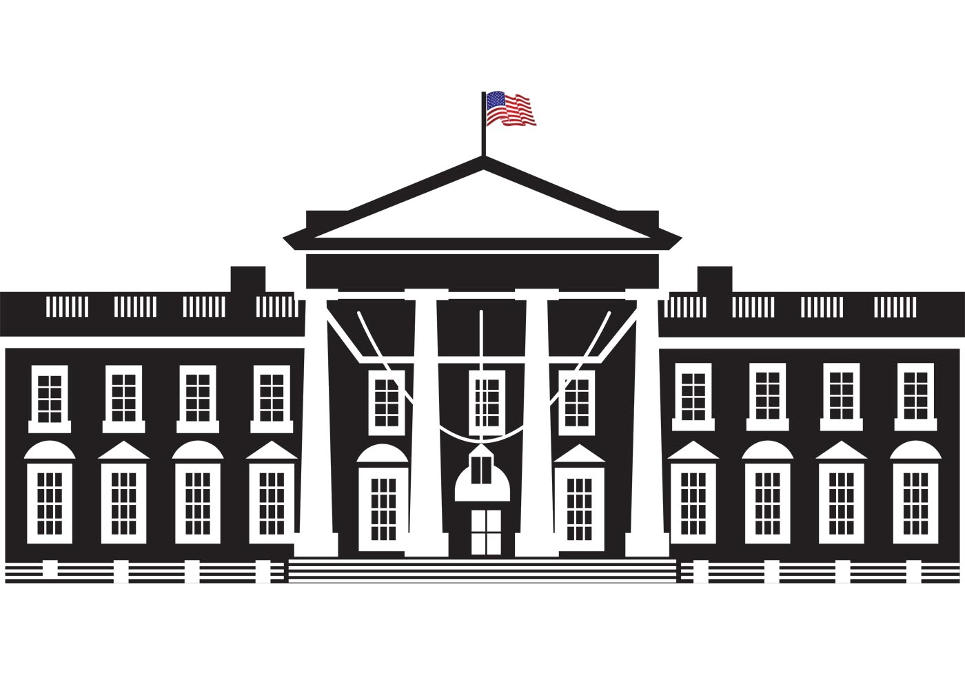 The white house png. Logos a guide to