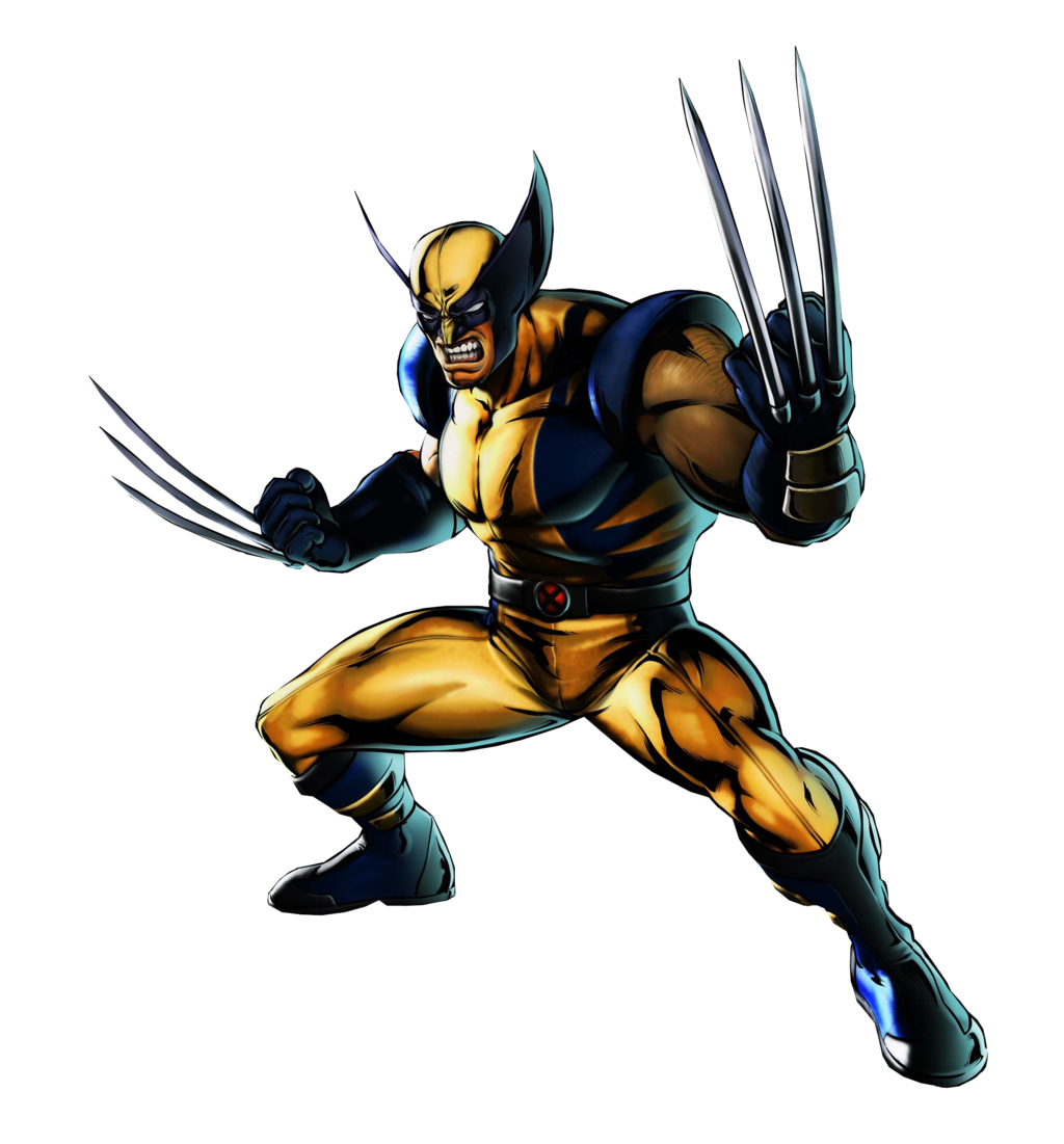 Image png death battle. Drawing wolverine old school picture library