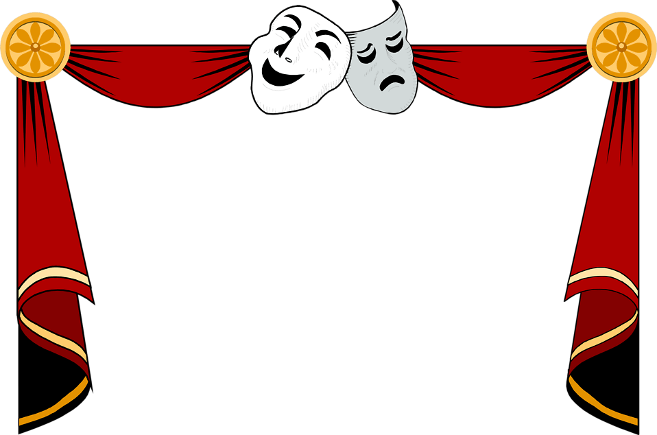 Theater clipart play theatre. Free cliparts download clip