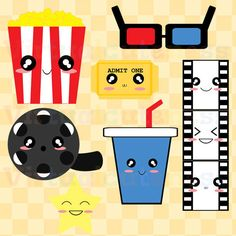 Theater clipart movie day. Clip art download party