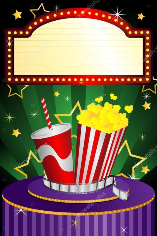 Theater clipart movie day. Hubpicture pin