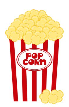 Theater clipart popcorn. Movie at getdrawings com