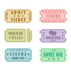 Theater clipart prom ticket. Admission psd template and