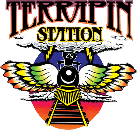 Theatre vector concert hall. Tralf music terrapin station