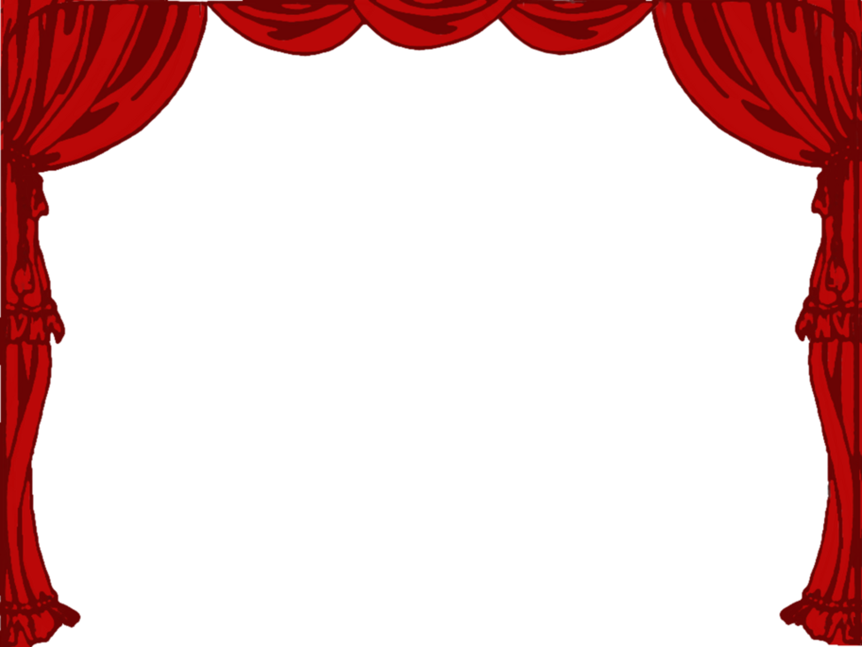 theater banner royalty. Curtains clipart puppet stage vector royalty free library