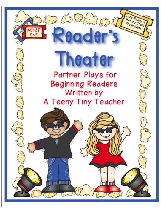 Theatre clipart reader theater. S for beginning readers
