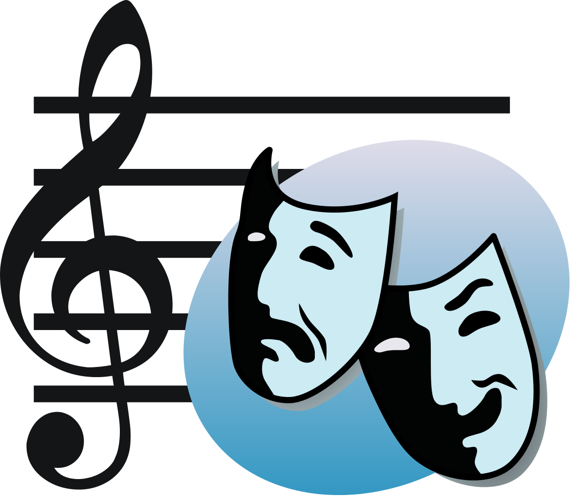 Theatre vector musical. File mtlogo svg wikipedia