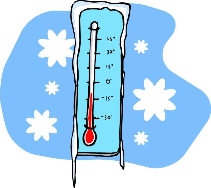 Thermometer clipart winter. Surviving in winnipeg packing
