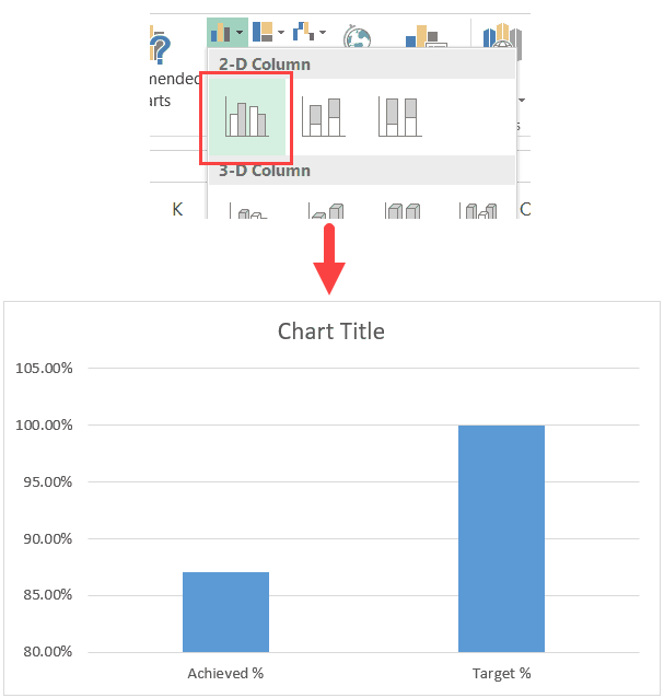 drawing histogram excel 2007