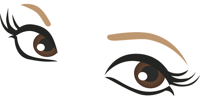 Thick eyebrows png. Grow and long lashes