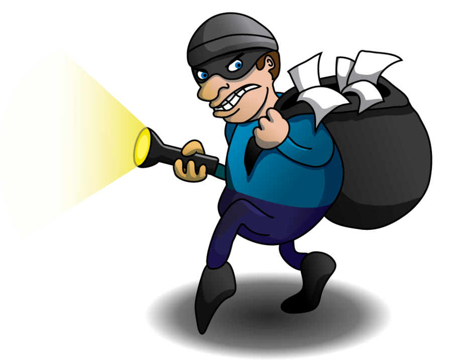 Thief vector theif. Death no protection from