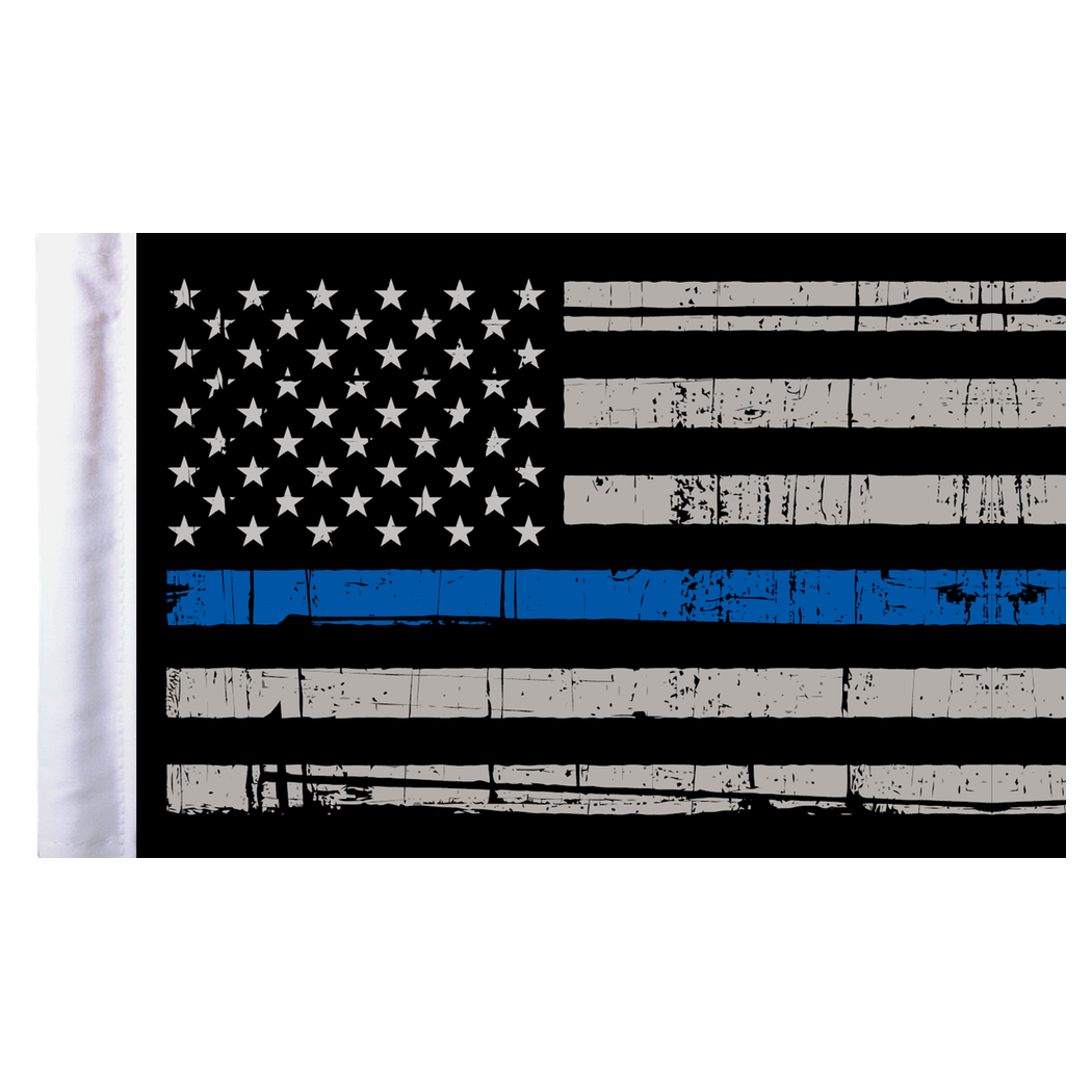 Thin blue line flag png. American motorcycle x