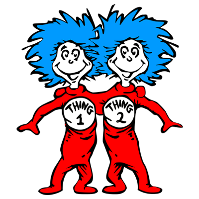 Thing 2 png. And shirts we believe